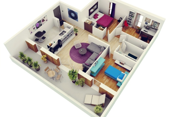 Apartament 3 camere | Renovare Apartament 3 Camere