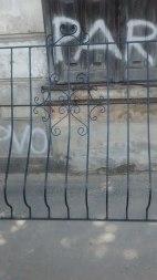 Grilaje, porti, garduri, sudura fier forjat, sudura rectangular.